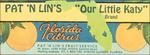 WG Citrus Label, 15