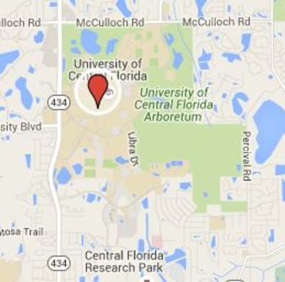 A History of Central Florida Maps   University of Central Florida