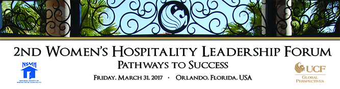 Women's Hospitality Leadership Forum 2017