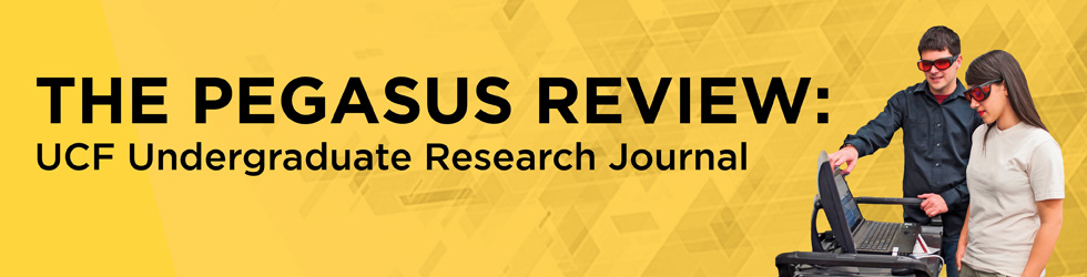 The Pegasus Review: UCF Undergraduate Research Journal
