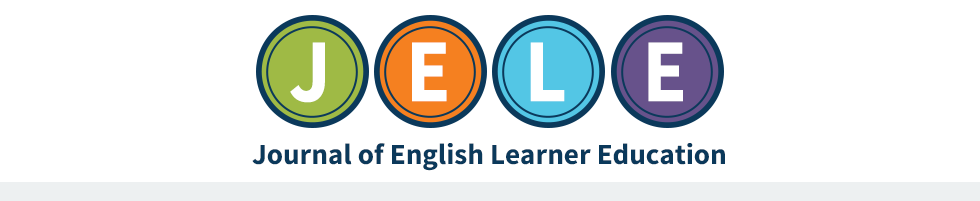 Journal of English Learner Education