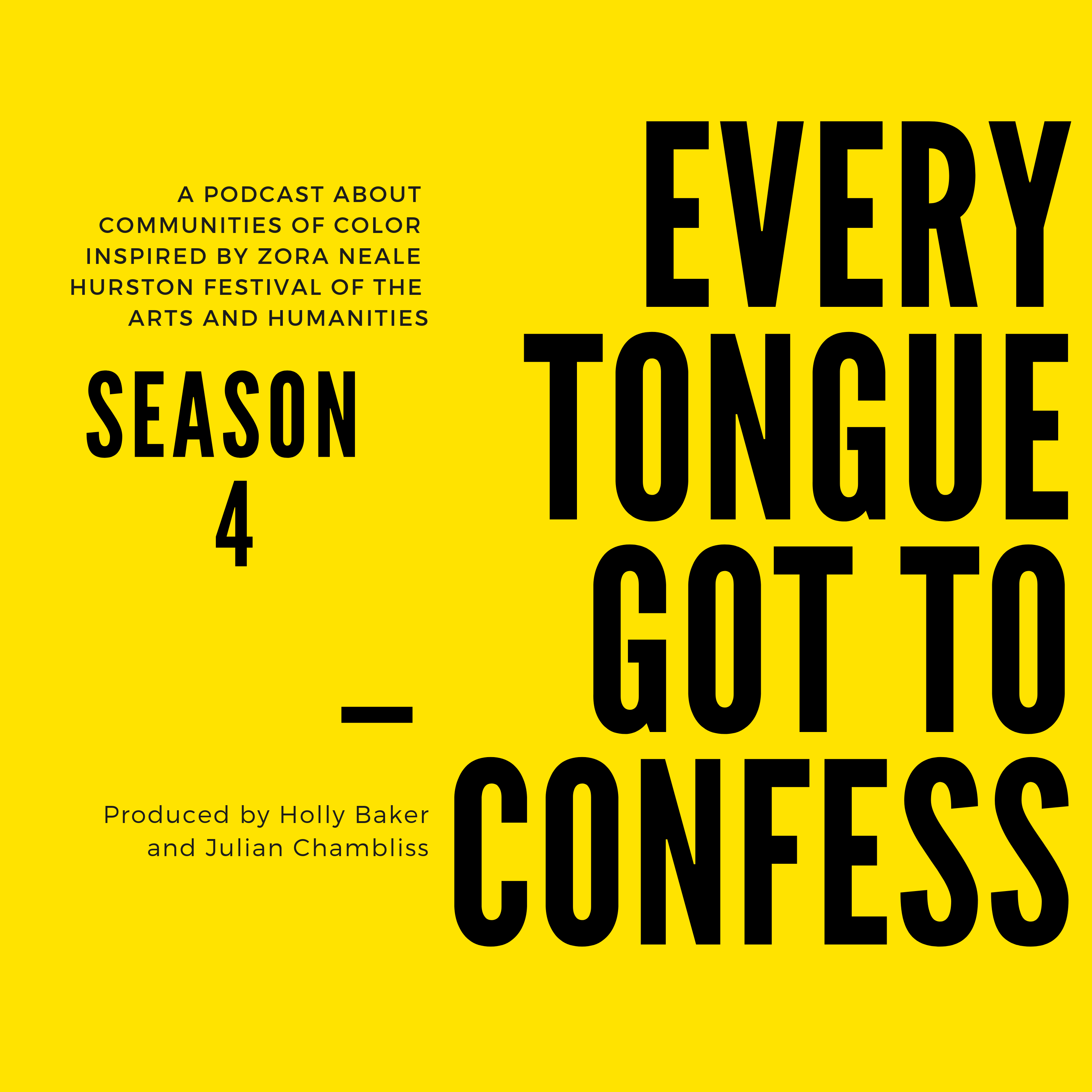 Every Tongue Got to Confess Podcast