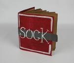 Sock by Michelle Nadeau