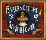 Baker's Delight Baking Powder.