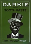 Darkie Brand toothpaste: Gets teeth their whitest!.