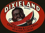 Dixieland brand christian and cockrill.