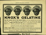 Knox's gelatine.