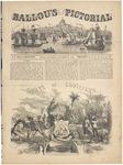 Ballou's pictorial Vol. IX., No. 25, December 22, 1855. by Ballou, Maturin Murray, 1820-1895 and Austin C. Burdick