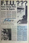 Central Florida Future, Vol. 05 No. 20, March 9, 1973 by Florida Technological University