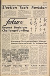 Central Florida Future, Vol. 06 No. 21, April 5, 1974 by Florida Technological University