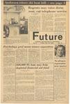 Central Florida Future, Vol. 08 No. 12, January 16, 1976