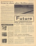 Central Florida Future, Vol. 09 No. 16, January 14, 1977
