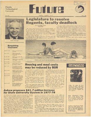 University of florida dating 1977