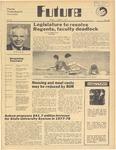 Central Florida Future, Vol. 09 No. 25, April 1, 1977