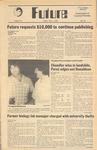 Central Florida Future, Vol. 13 No. 30, May 1, 1981