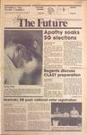 Central Florida Future, Vol. 17 No. 05, September 21, 1984