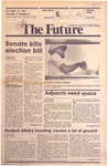Central Florida Future, Vol. 17 No. 08, October 12, 1984