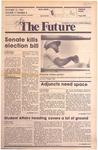 Central Florida Future, Vol. 17 No. 08, October 12, 1984