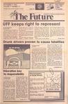 Central Florida Future, Vol. 17 No. 12, November 9, 1984