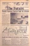 Central Florida Future, Vol. 17 No. 13, November 16, 1984