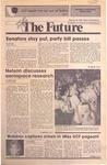Central Florida Future, Vol. 17 No. 22, February 22, 1985