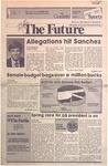 Central Florida Future, Vol. 17 No. 25, March 22, 1985