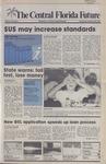 Central Florida Future, Vol. 18 No. 05, September 25, 1985