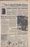 Central Florida Future, Vol. 18 No. 08, October 16, 1985
