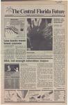 Central Florida Future, Vol. 18 No. 13, November 20, 1985
