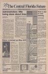 Central Florida Future, Vol. 18 No. 25, February 4, 1986