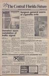 Central Florida Future, Vol. 18 No. 36, March 13, 1986