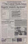 Central Florida Future, Vol. 18 No. 39, April 1, 1986