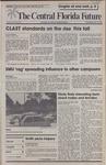 Central Florida Future, Vol. 18 No. 49, May 14, 1986