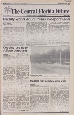 1985-1986 (Vol  18) | University of Central Florida