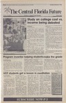 Central Florida Future, Vol. 19 No. 06, September 11, 1986