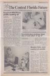 Central Florida Future, Vol. 19 No. 11, September 30, 1986