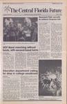 Central Florida Future, Vol. 19 No. 12, October 2, 1986