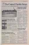 Central Florida Future, Vol. 19 No. 13, October 7, 1986