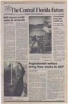 Central Florida Future, Vol. 19 No. 14, October 9, 1986