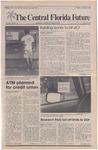 Central Florida Future, Vol. 19 No. 15, October 14, 1986