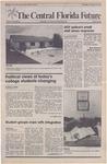 Central Florida Future, Vol. 19 No. 24, November 13, 1986