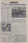 Central Florida Future, Vol. 19 No. 74, July 29, 1987