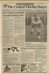Central Florida Future, Vol. 20 No. 04, September 3, 1987