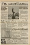Central Florida Future, Vol. 20 No. 05, September 8, 1987