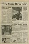 Central Florida Future, Vol. 20 No. 18, October 27, 1987