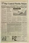 Central Florida Future, Vol. 20 No. 24, November 17, 1987