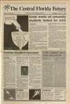 Central Florida Future, Vol. 20 No. 41, February 11, 1988