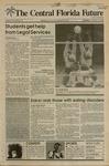 Central Florida Future, Vol. 20 No. 16, October 15, 1987