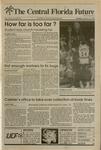 Central Florida Future, Vol. 20 No. 36, January 26, 1988