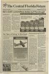 Central Florida Future, Vol. 20 No. 62, May 25, 1988